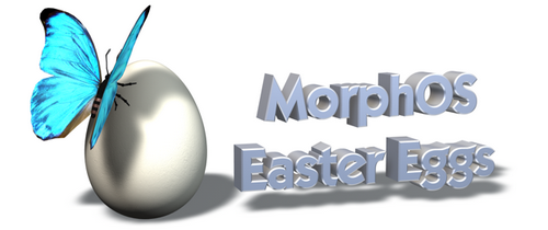 MorphOS Easter Eggs